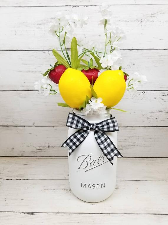 Everyday Wholesome 110 Lemon Kitchen Decor Ideas