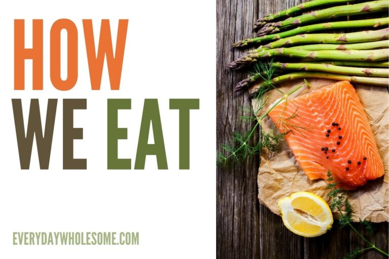 How We Eat to Lower Inflammation