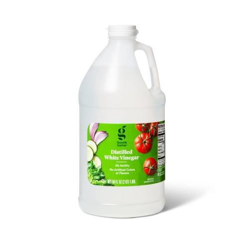 Vinegar (Liquid Fabric Softener)