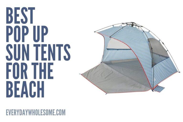 Sun Canopy Pop Up Beach Tent for Summer