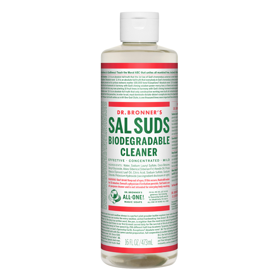 Dr. Bronner's Sal Suds Biodegradable Cleaner