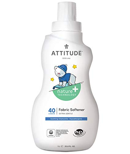 Attitude Little Ones Night Fabric Softener, Soothing Chamomile