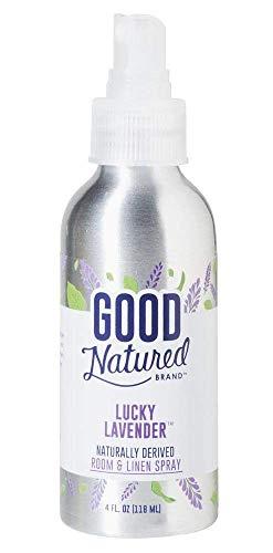 Good Natured Brand Room & Linen Spray, Lucky Lavender