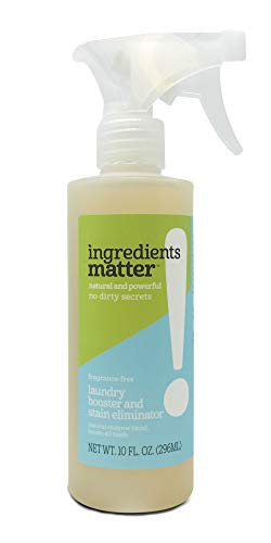 Ingredients Matter Laundry Booster and Stain Eliminator