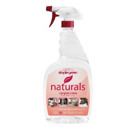 Simple Green Naturals Care Carpet Cleaner