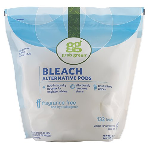 Grab Green Natural Bleach Alternative Pods