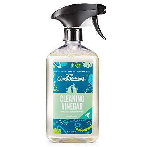 Aunt Fannie's All Purpose Cleaning Vinegar Multipurpose Surface Spray Cleaner (Eucalyptus)