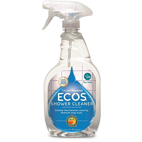 ECOS, Earth Friendly Products Shower Cleaner with Tea Tree Oil