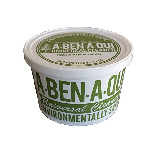 A-Ben-A-Qui – All Purpose Environmentally Safe Cleaning Paste