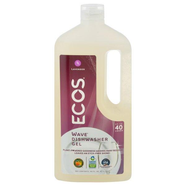ECOS Wave Dishwasher Gel Lavender