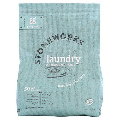 Grab Green Stoneworks Laundry Detergent Pods