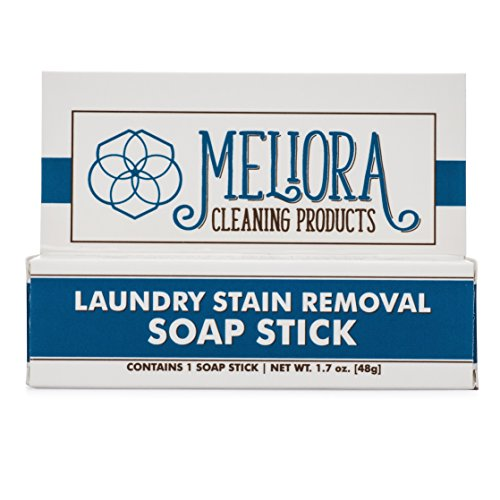 Meliora Cleaning Products Laundry Stain Removal Soap Stick