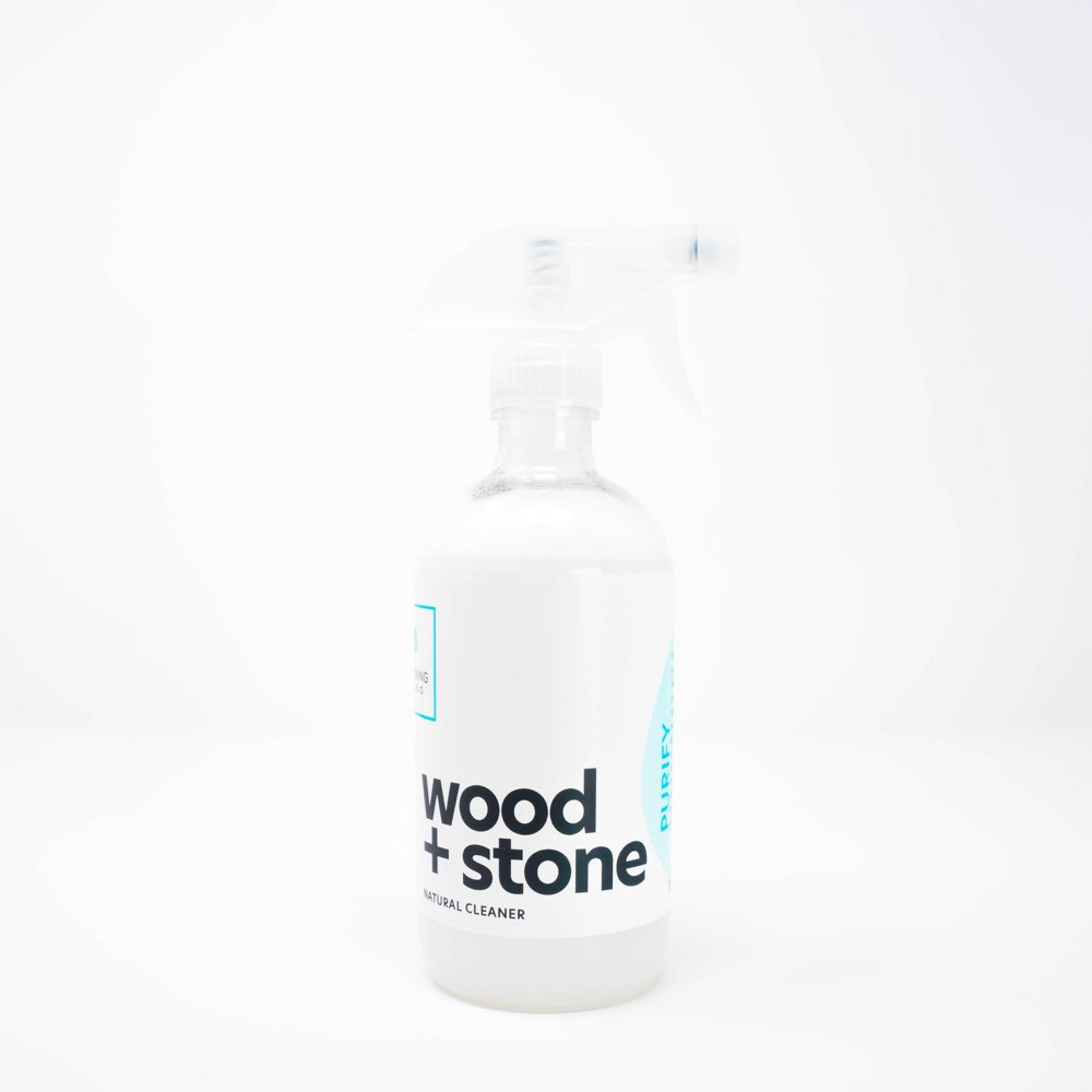 Cleaning Studio Wood + Stone Cleaner