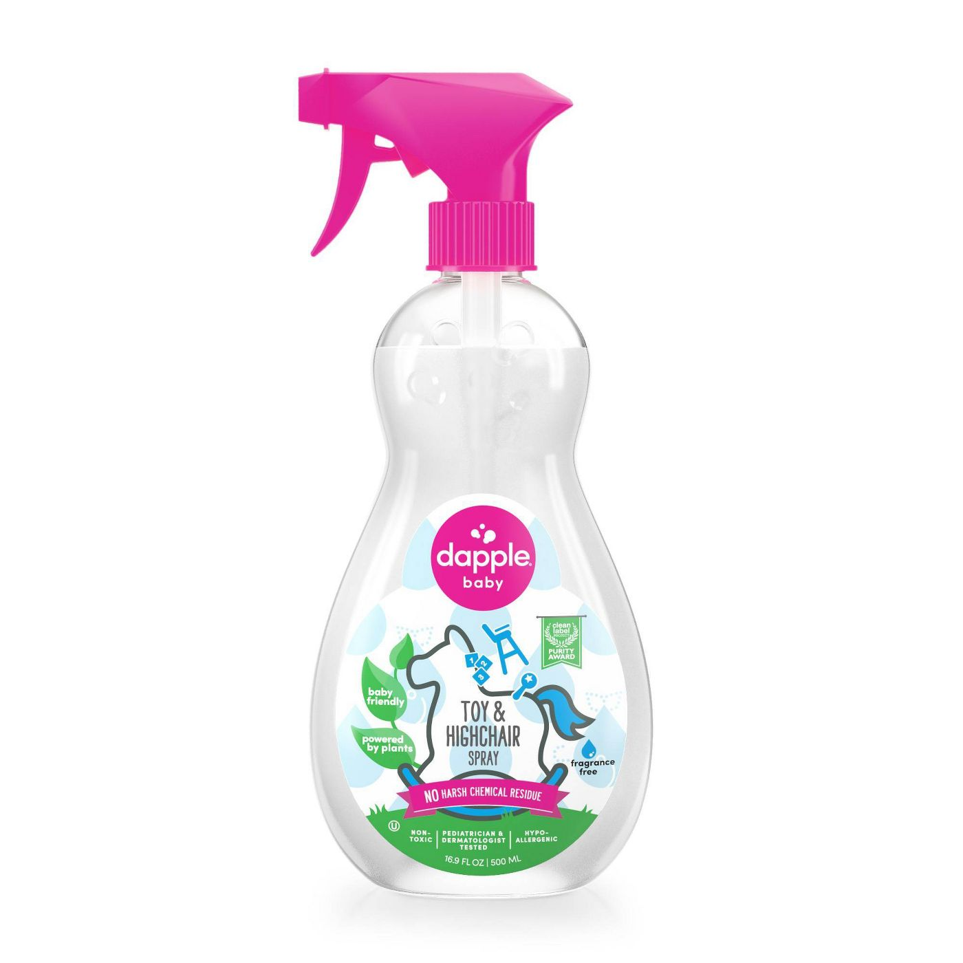 Dapple Baby Toy and High Chair Spray