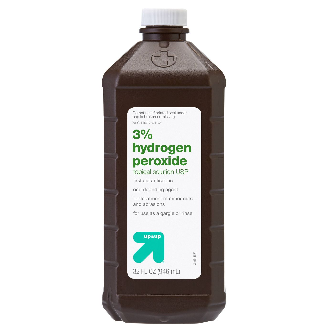 Hydrogen Peroxide Topical Solution USP
