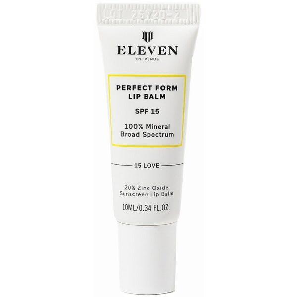Eleven By Venus Williams Perfect Form Tinted Lip Balm, 15 Love, SPF 15