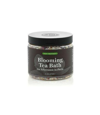 *Qet Botanicals Blooming Tea Bath – An Afternoon in Paris