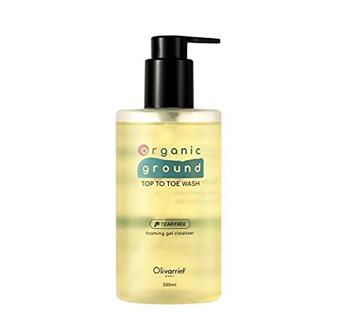 *Olivarrier Baby Organic Ground Top to Toe Wash