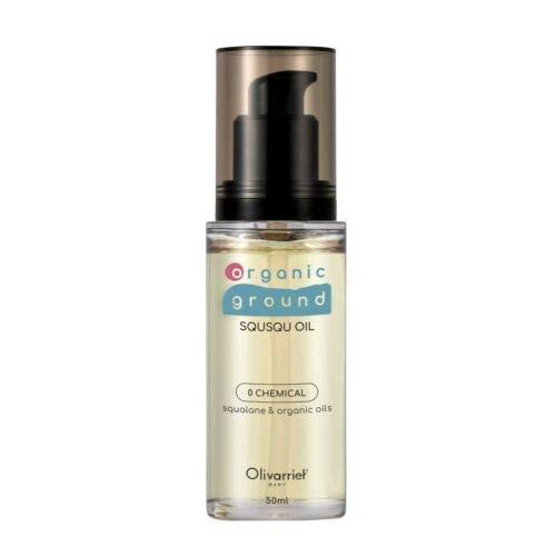 *Olivarrier Baby Organic Ground Squ Squ Oil