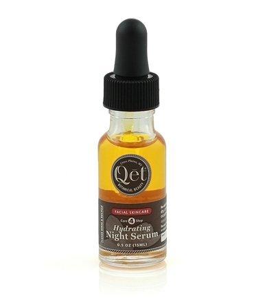 *Qet Botanicals Hydrating Night Serum