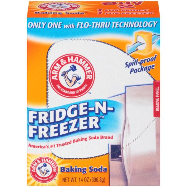 Arm & Hammer Fridge & Freezer Baking Soda