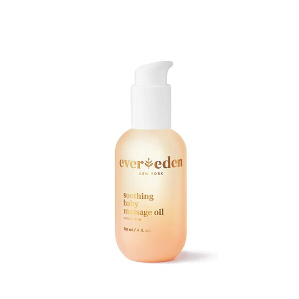 *Evereden Soothing Baby Massage Oil