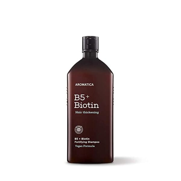 *Aromatica B5 + Biotin Fortifying Shampoo
