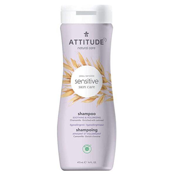 *ATTITUDE Sensitive Skin Shampoo, soothing & volumizing, chamomile