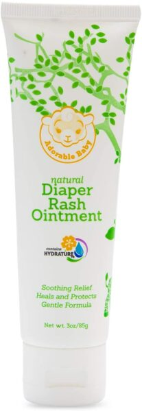 *Adorable Baby Natural Diaper Rash Ointment