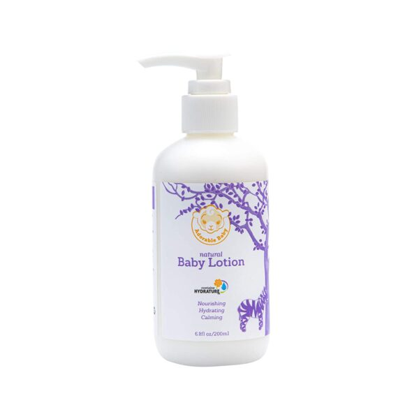 *Adorable Baby Natural Baby Lotion