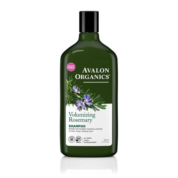 *Avalon Organics Volumizing Rosemary Shampoo