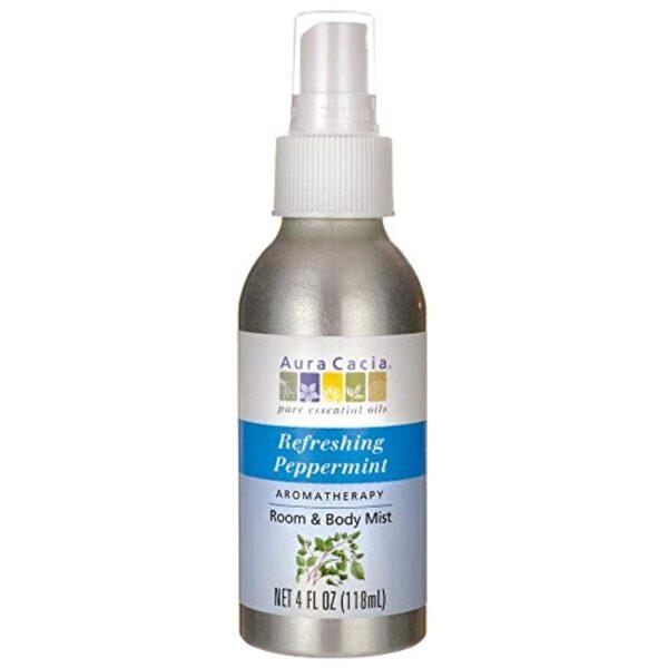 Aura Cacia Aromatherapy Mist, Peppermint Harvest