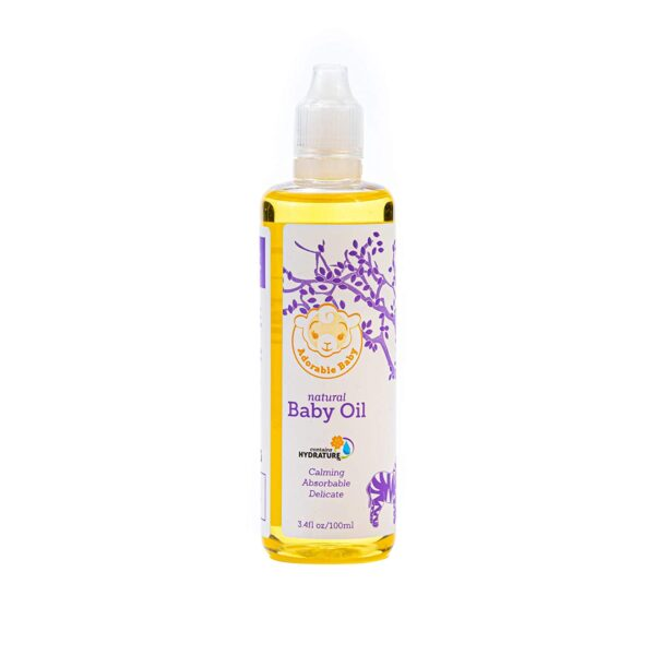 *Adorable Baby Natural Baby Oil
