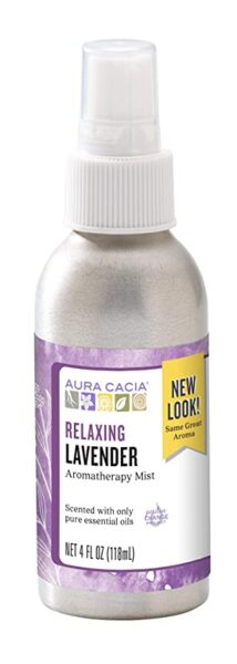 Aura Cacia Aromatherapy Mist, Lavender Harvest