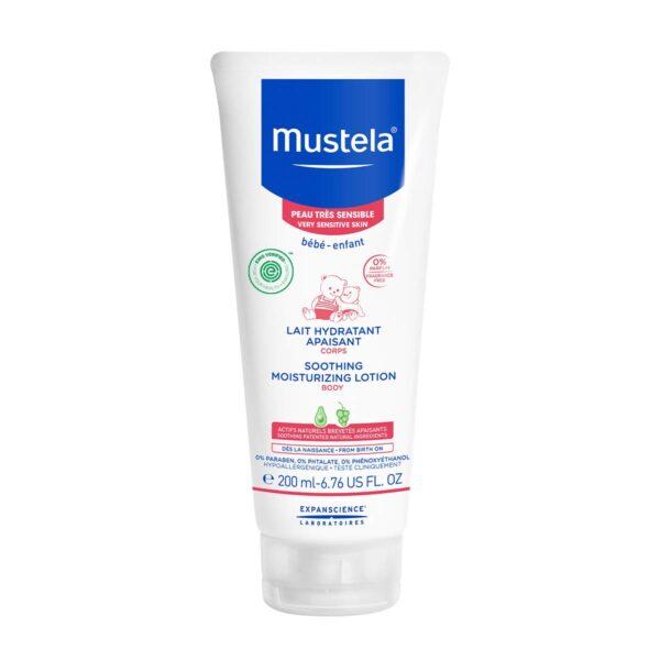 *Mustela Soothing Moisturizing Body Lotion, Fragrance Free
