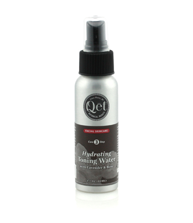 *Qet Botanicals Hydrating Toning Water with Lavender & Rose