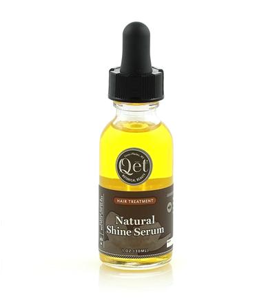 *Qet Botanicals Natural Shine Serum