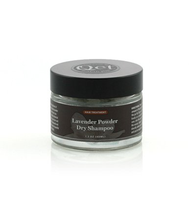*Qet Botanicals Lavender Powder Dry Shampoo