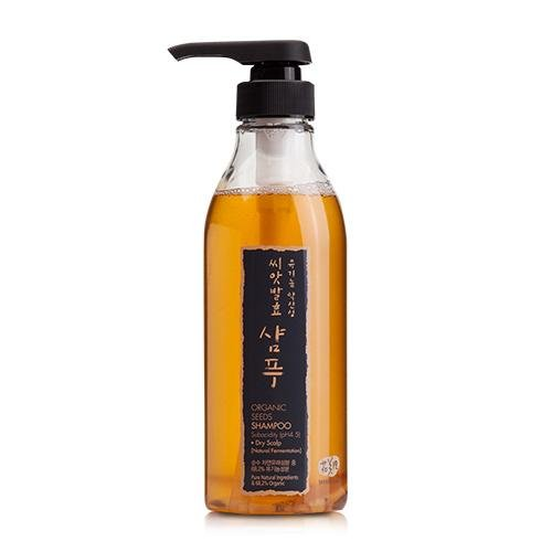 *Whamisa Organic Seeds Shampoo (Dry Scalp)