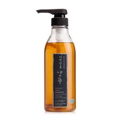 *Whamisa Organic Seeds Shampoo (Oily Scalp)