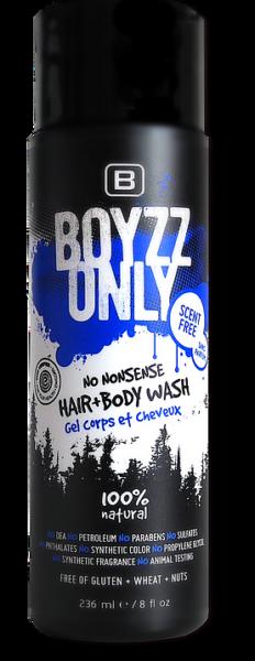 *Boyzz Only No Nonsense Hair & Body Wash