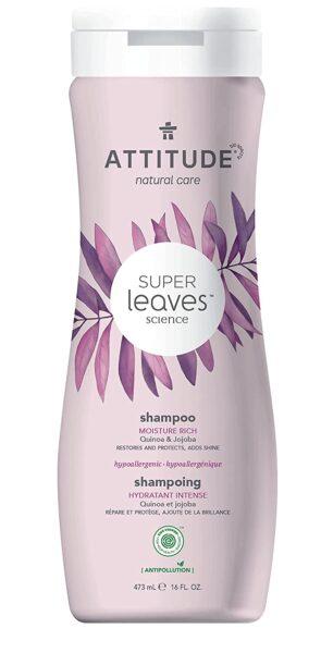 *ATTITUDE Super Leaves Natural Shampoo – Moisture Rich