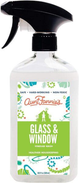 Aunt Fannie's Glass & Window Vinegar Wash