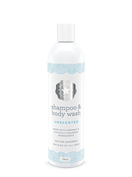 *Baja Baby Unscented Shampoo & Wash