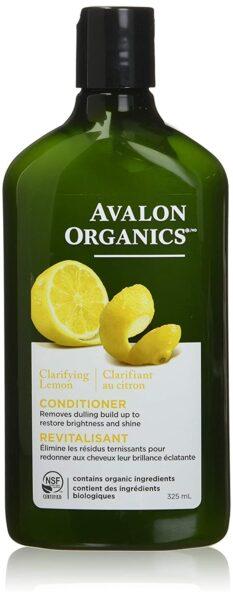 *Avalon Organics Clarifying Lemon Conditioner