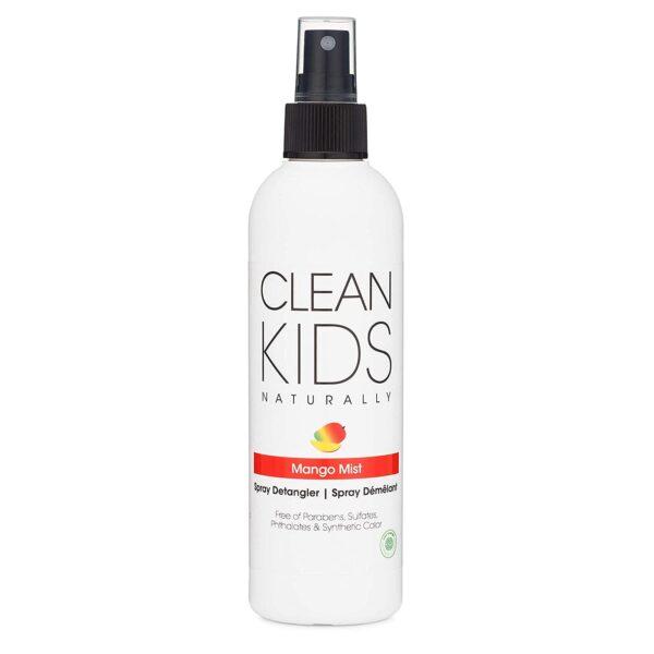 *Clean Kids Naturally Mango Mist Spray Detangler