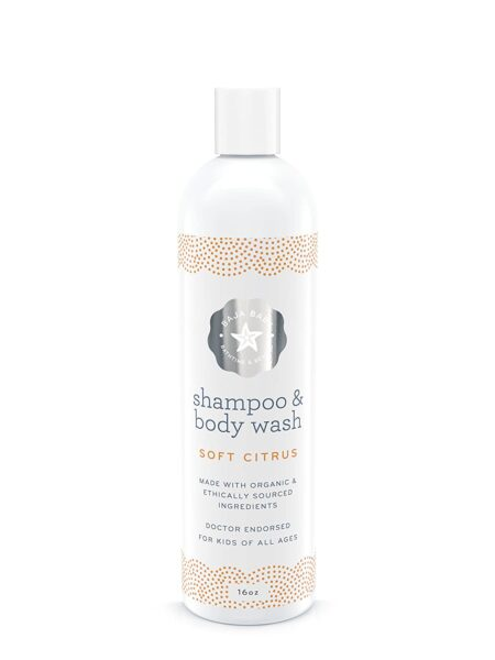 *Baja Baby Soft Citrus Shampoo & Wash