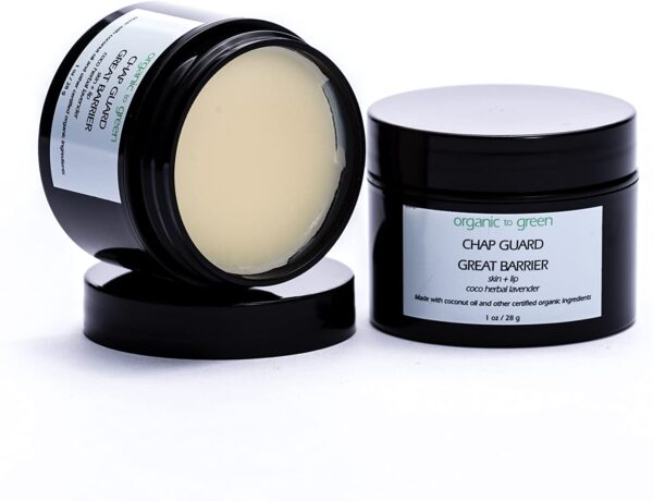 *Organic to Green Chap Guard Great Barrier Skin & Lip Coco Herbal Lavender