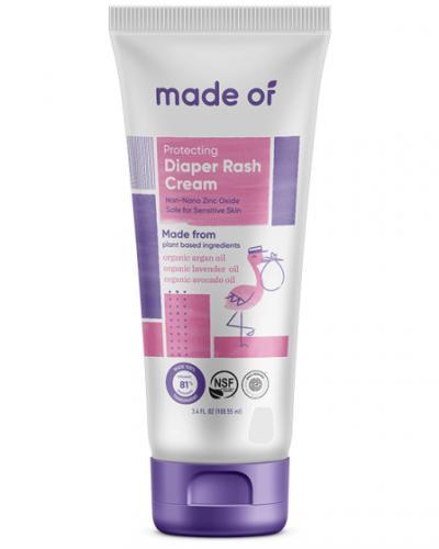 *Made Of Organic Diaper Rash Cream