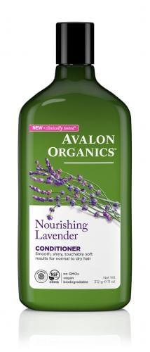 *Avalon Organics Nourishing Lavender Conditioner